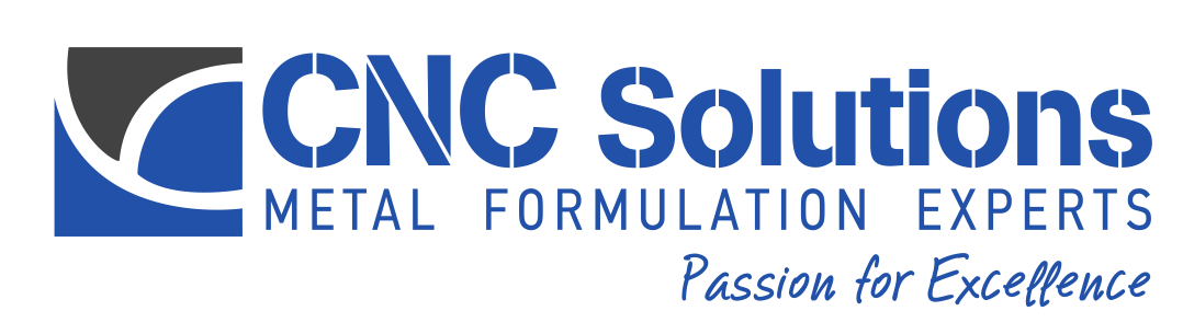 CNC Solutions logo transparent